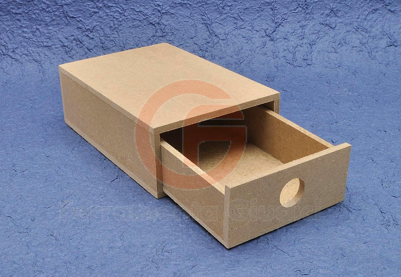 Cassetto scatola mdf decoupage oggetti decorare p ebay for Planimetrie con prezzo da costruire